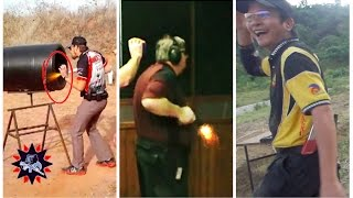 DQ Fails compilation (disqualifications in shooting sport)