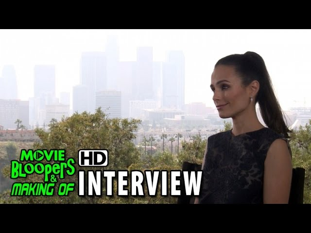Furious 7 (2015) Official Movie Interview - Jordana Brewster