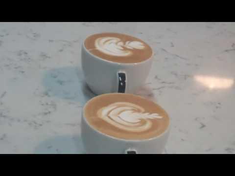 Latte Art Throw Down // Recreational Coffee // Long Beach C.A.