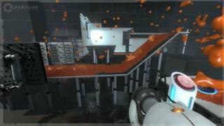 Portal 2 Propulsion Gel Trailer