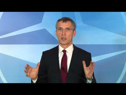 NATO Secretary General - Doorstep Statement, Defence Ministers Meeting, 05 FEB 2015