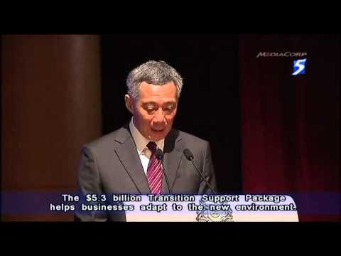 PM Lee - S'pore policies set strong foundation for a bright future - 15Mar2013
