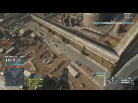 Battlefield Hardline -  My new Best Friend, The Transport Heli!