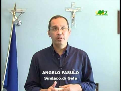 1  Spazio Istituzionale Sindaco Angelo Fasulo