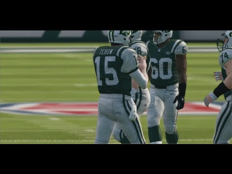 New York Jets CCM Franchise Madden NFL 13 - What if Tim Tebow Got a Chance With the Jets vs 49ers - Madden 13 Franchise Mode | Connected Careers