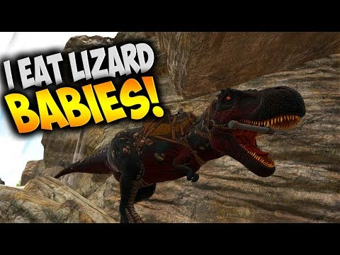 Purge! Rex Taming With xBCrafted - Ark Ragnarok Evolved (Ark Survival Evolved Gameplay)