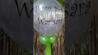 ช่อลูกโป่ง เก๋ๆ  เตรียมพร้อมปาร์ตี้ 🎈🎈🎈 balloon indy 🎈🎈🎈 Line@: https://line.me/R/ti/p/%40ball