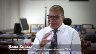 Tanzania Revenue Authority (TRA) - Dubai City 7 TV - World Business Report