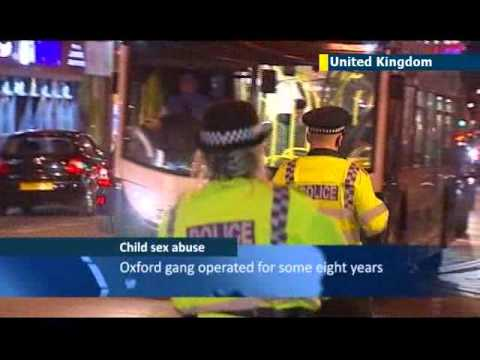 Oxford Child Abuse: Muslim Sex Gang Subjected Vulnerable Schoolgirls To Rape And Violence video