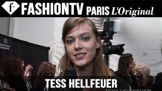 Tess Hellfeuer: My Life Story | Model Talk | FashionTV