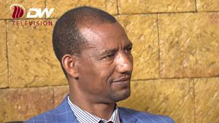 Arena Abreha Desta and Activist Daniel Berhane on DW TV part 2