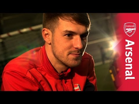 Arsenal Ink: Aaron Ramsey