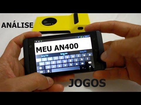 Review  MEU AN400 - Análise completa Meu AN400 Pt-br