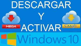 Descargar Windows 10 Pro ISO + Activador Microsoft Toolkit ( 32 & 64 Bits) (MEGA) (1 Link)