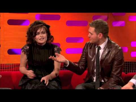 Helena Bonham Carter on The Graham Norton Show part 3