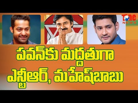 Jr NTR, Mahesh Babu Supports Pawan Kalyan | Janasena Latest Updates | NewsOne