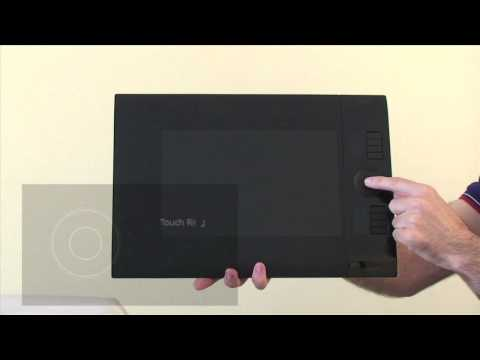 Wacom Intuos 4 Graphics Tablet Review
