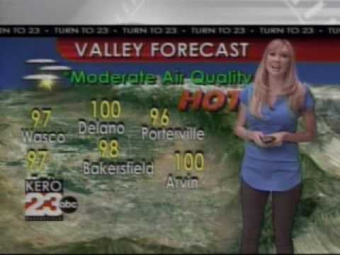 Christina Loren Morning Weather