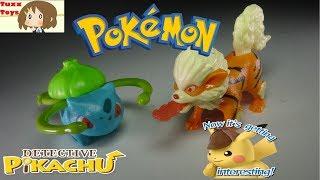 Detective Pikachu  Burger King Toys!