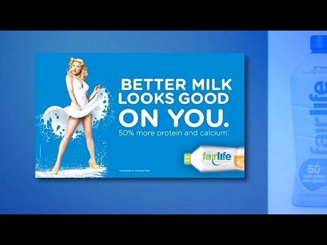 Coca-Cola se lance sur le marché du lait - economy