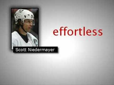 Rory Fitzpatrick Attack Ad: Scott Niedermayer Video