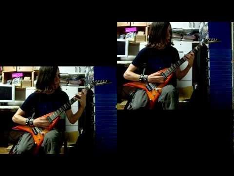Children of Bodom - Are you dead yet? cover w/ solo [ALeXi]