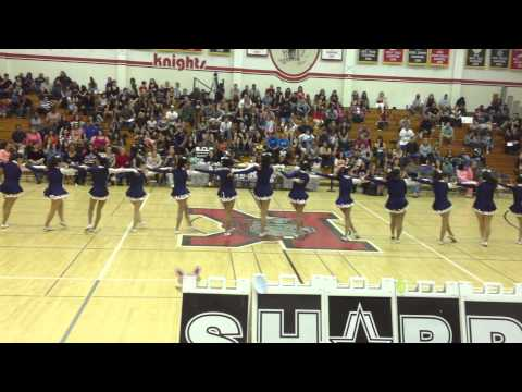 South El Monte High School Drill Team 2012-2013