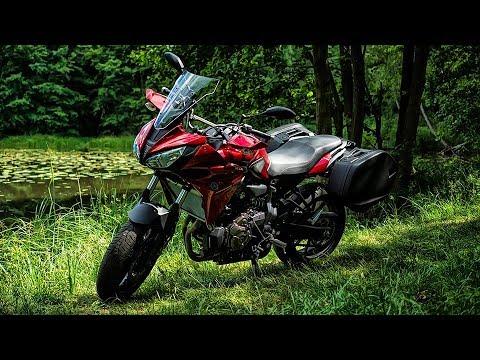 Korki z Kuframi, Czarny Kapturek, Burgery i Wielki Rów 😁 | Maszyna u LucZyna #6 | Yamaha Tracer  700