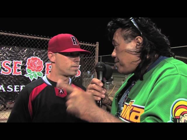 06/20/13 Mike Miller Santa Rosa Rose Buds Interview - Na Koa Ikaika Maui