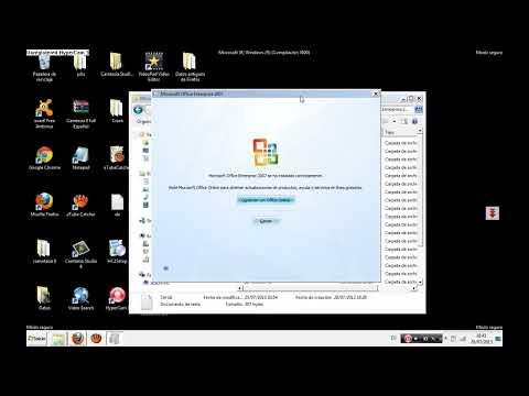 Descargar Microsoft Office Enterprise 2007 Español