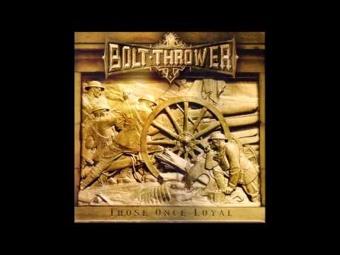 Bolt Thrower - Killchain