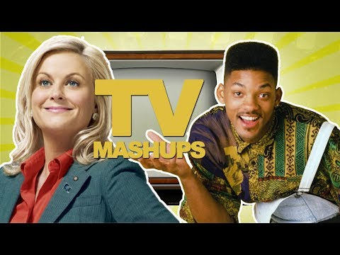 Parents Just Don't Understand | Parks & Rec + Will Smith | TV MASHUP
