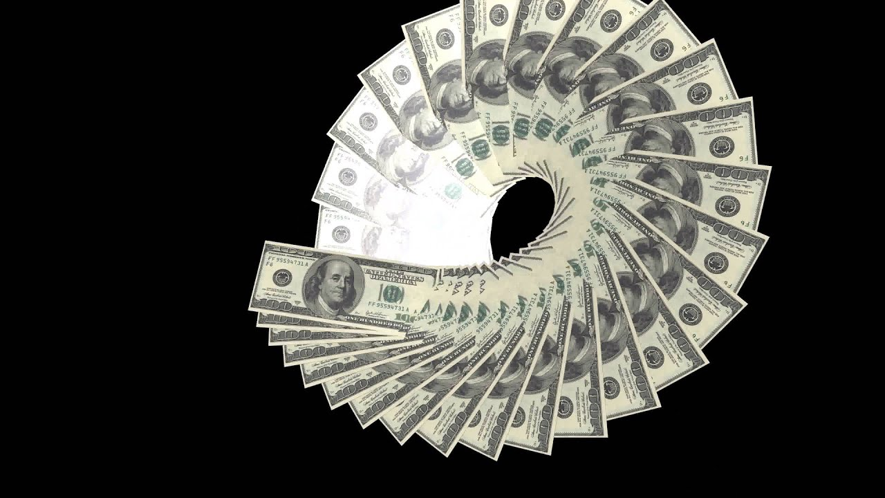 4k cool money tricks animation aa vfx royalty free footage