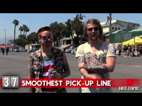 Hot Minute: Matty Mullins & Danny Worsnop