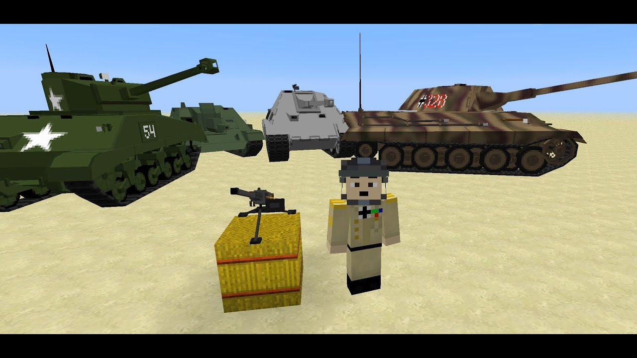 Minecraft Flans mod Manus ww2 Vehicle Pack 1.6.4 - YouTube - photo#45