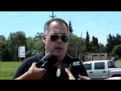 OPERATIVO DE TRÁNSITO EN RUTA 40 Y ACCESO ZABALA