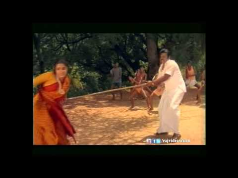 Chinna Gounder Full Movie Part 3