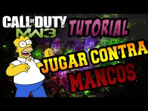 Cómo Jugar Contra Mancos [Tutorial] | MW3