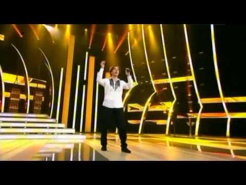 Максим Галкин. Пародия на исполнителей-2 (2012)