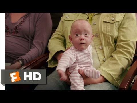 Knocked Up (3/10) Movie CLIP - Pregnant! (2007) HD