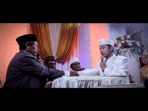 Video Pernikahan Ihsan dan Meli