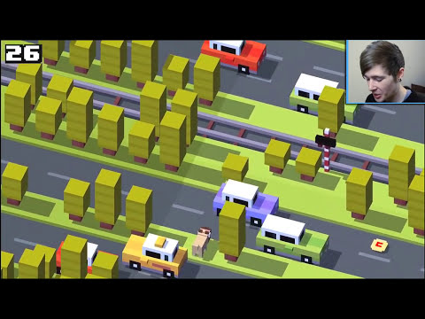 WHY DID THE PUG CROSS THE ROAD?   Crossy Road