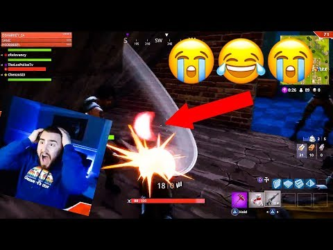 LosPollosTv Gets Axe Killed On Fortnite Daily Fails & Funny Fortnite Moments thumbnail
