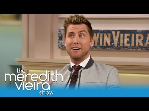Lance Bass on Bruce Jenner | The Meredith Vieira Show