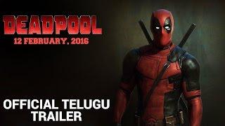 Deadpool | Official Telugu Trailer 2016 | Fox Star India