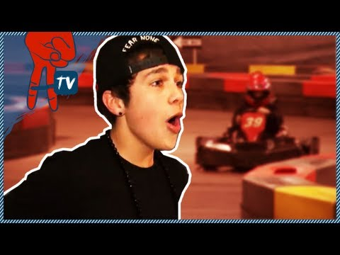 Austin Mahone's Arcade Party - Austin Mahone Takeover Ep. 46