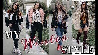 TRENDY WINTER OUTFIT IDEAS: MY WINTER STYLE OOTW