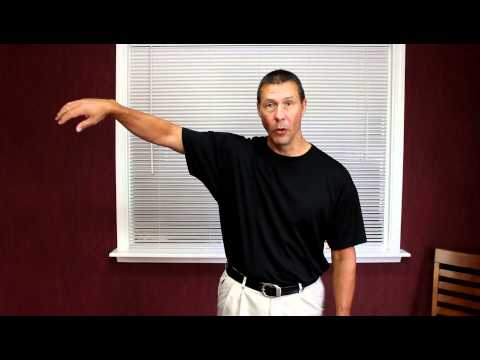 How to relieve shoulder pain