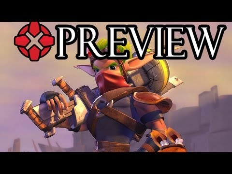 Jak & Daxter HD Collection: Video Preview