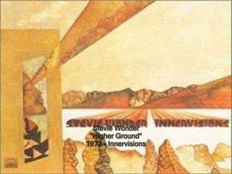 Stevie Wonder - Higher Ground